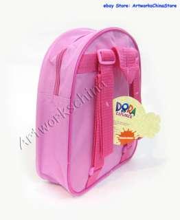 Dora The Explorer DORA BOOTS School Bag Backpack T#46