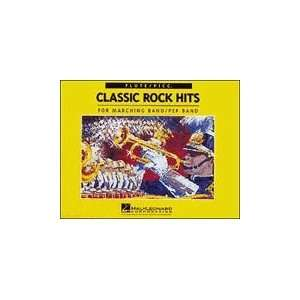 Classic Rock Hits Flute/Picc. (For Marching/Pep Band