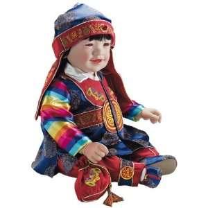 Kwan Korea Adora Doll 212 inches: Toys & Games