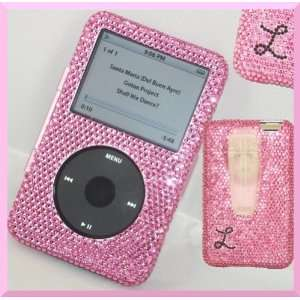Baby Posh, LLC.   Pink Rhinestone Ipod  MP4 Carrying