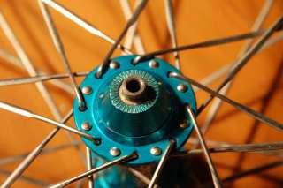 Vintage Ringle HED Yeti Downhill Mountain Bike Front Wheel