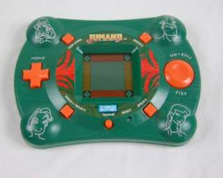 JUMANJI Electronic Handheld Game Parker Brothers