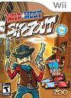 NINTENDO WII SHOOTER GAME WILD WEST SHOOTOUT *BRAND NEW