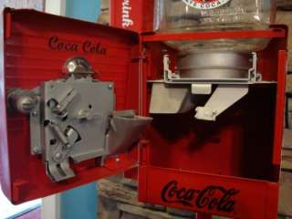 Northwestern 49 *COCA COLA* Gumball & Candy Vending Machine Coke Signs