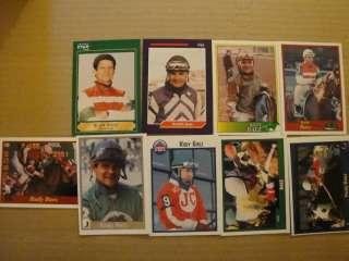 HORSE RACING, JOCKEY CARDS (LOT 9) RUDY BAEZ