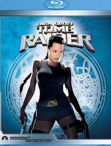 Lara Croft Tomb Raider Blu ray Disc, 2006