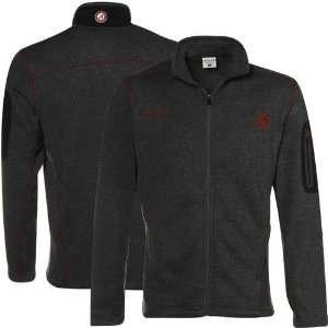 Alabama Crimson Tide Alumni Full Zip Fleece Small