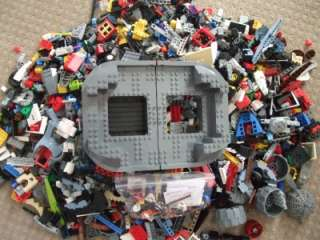 Lot LEGO 7 LBS STAR WARS 6211 HARRY POTTER 47981 INDIANA JONES Parts