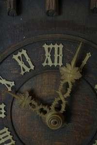CUCKOO QUAIL BLACK FOREST CLOCK   Gordian Hettich