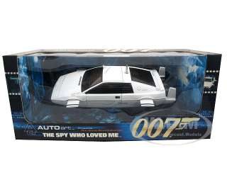 James Bond 007 From Movie The Spy Who Loved Me by Autoart
