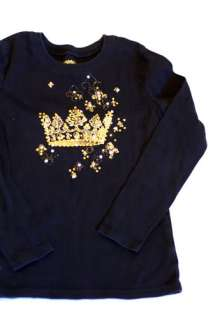 OOAK Fall Jacket TCP Arizona Jeans Co Black L/S Shirt Crown Gold