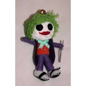 The Joker String Doll Keychain Ornament 2012 New Design