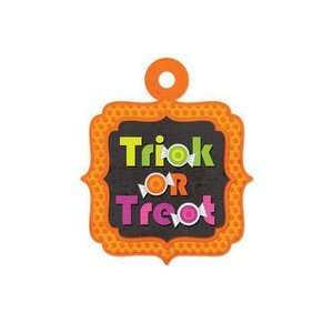 We R Memory Keepers   Embossed Tags   Trick or Treat Arts