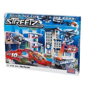 Mega Bloks Streetz City Pursuit Toys & Games