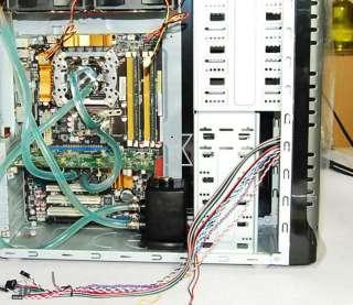 Water Pump 600L/h 4M Head For PC CPU Liquid Cooling Radiator