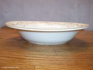 Vintage Edwin Knowles Adams China Oval Vegetable Bowl