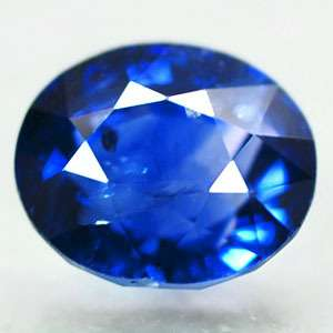 23 CT.RARE BIG NATURAL OVAL CEYLON TOP RICH ROYAL BLUE SAPPHIRE