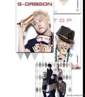 BIG BANG Star Collection Card Booster Box K POP Sealed