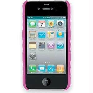 Body Glove Fringe SnapOn Cover for Apple iPhone 4 Pink
