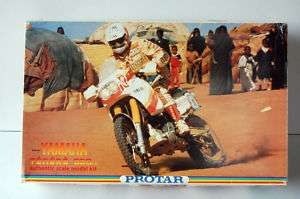 YAMAHA TENERE 660 1/9th PROTAR MODEL MOTORCYCLE KIT