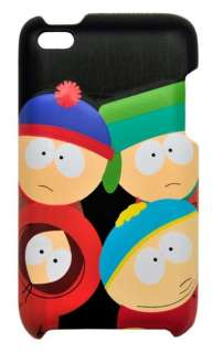 South Park Gang (Cartman, Kyle, Stan and Kenny) Ipod Touch 4th Gen
