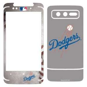 Los Angeles Dodgers Game Ball skin for HTC Trophy Electronics
