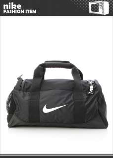 BN Nike S Team Training Max Air Duffle Gym Bag *Black*