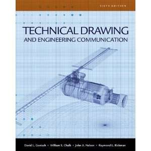 Technical Drawing and Engineering Communication [Hardcover