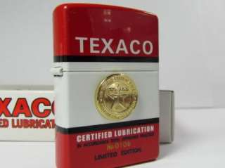 LIGHTER LIMITED JAPAN TEXAS COMPANY OIL GAS PETROL FUEL CAN