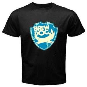 BrewDog Beer Logo New Black T shirt Size 3XL Everything