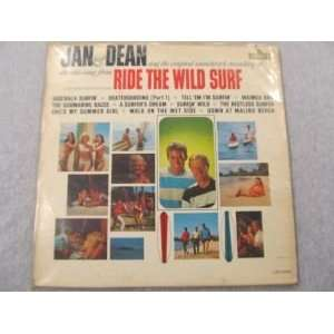 Original Soundtrack of Ride the Wild Surf: Jan & Dean: Music