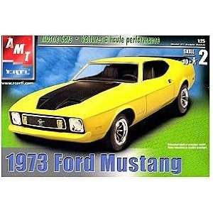AMT Ertl 1973 Ford Mustang Muscle Cars Model Kit Toys