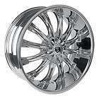 20 inch borghini b15 chrome new wheels tires fit 300