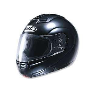 HJC Sy Max Full Face Modular Helmet Medium  Black