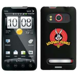 Looney Tunes   Logo   Bugs Bunny design on HTC Evo 4G Case