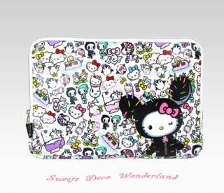 edition best friends 15 laptop sleeve soft case cover bnwt 100
