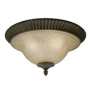 Priscilla Collection ENERGY STAR 15 1/2 Wide Ceiling