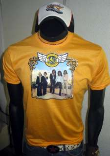 REO Speed Wagon Rock Roll Concert Tour journey foreigner NOS T Shirt