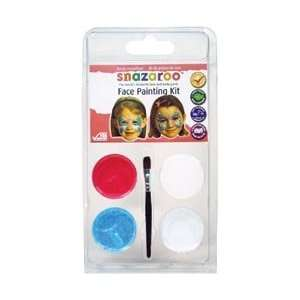 Reeves Snazaroo Face Painting Mini Theme Kit Butterfly; 3