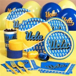 UCLA Bruins College Standard Pack Home & Kitchen