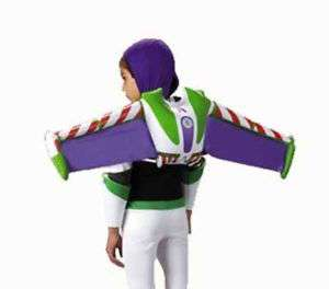 Disney Child Buzz Lightyear Inflatable Jet Pack Jetpack