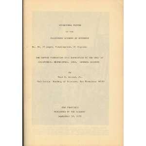 the California Academy of Sciences, no. 86): Paul Henri Arnaud: Books