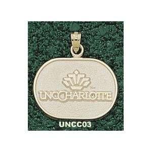 Univ Of North Carolina Charlotte Crown Charm/Pendant