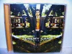 Jeremy Camp Restored CD Christian Rock Like New 2004 BEC Recordings