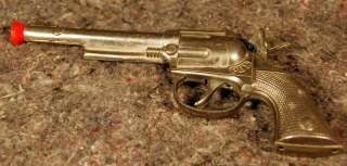 Vintage 1960s 6 Inch HUBLEY PET Toy CAP GUN