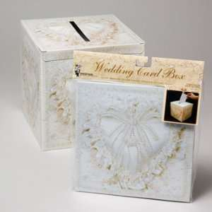 Wedding Card Box Case Pack 48   317289: Patio, Lawn
