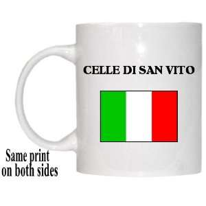 Italy   CELLE DI SAN VITO Mug: Everything Else