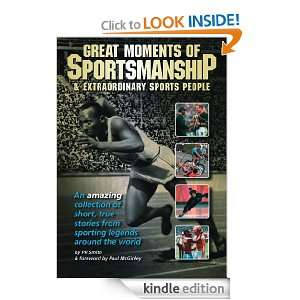 Sportsmanship & extraordinary sports people (Sportsmanship Programme