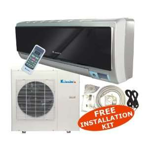 Klimaire DC Inverter Mini Split   1.5ton Patio, Lawn & Garden