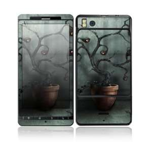 Decorative Skin Cover Decal Sticker for Motorola Droid X2 Cell Phone